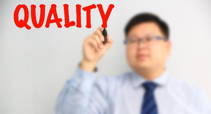 Weltweite Belieferung mit Qualitätskomponenten